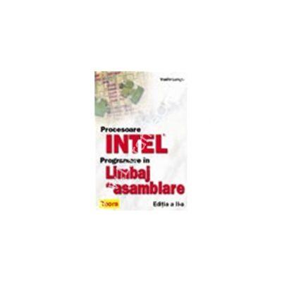 Procesoare INTEL, Programare in limbaj de asamblare, Editia a II-a
