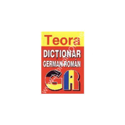 Dictionar german - roman de buzunar