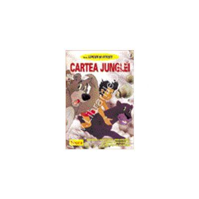 Seria lipesti si citesti - Cartea junglei