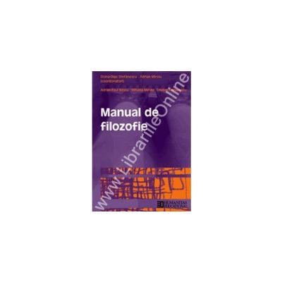 Manual de filozofie. Clasa a XII-a