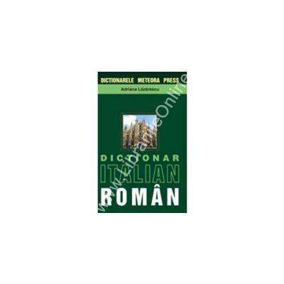 Dicţionar italian-român