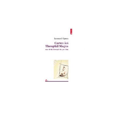 Cartea lui Theophil Magus sau 40 de povesti despre om
