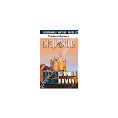 Dicţionar român-spaniol, spaniol-român
