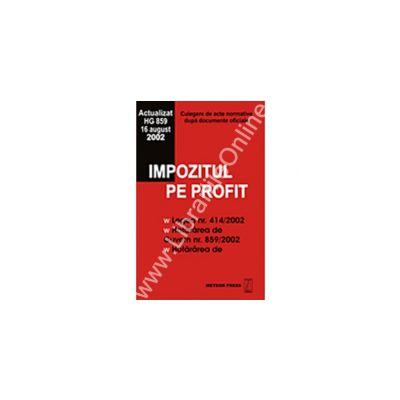 Impozitul pe profit