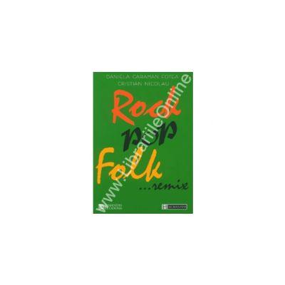 Dictionar rock, pop, folk .  remix