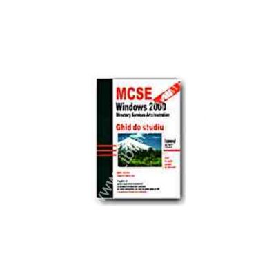 MCSE:windous 2000 network infrastructure administration study guide