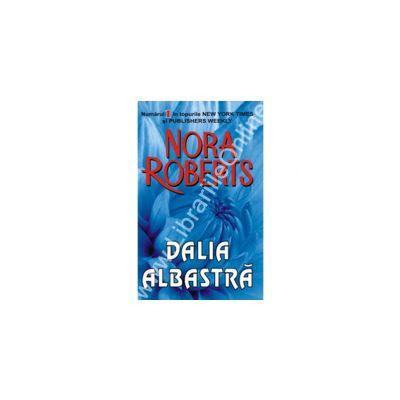 Dalia albastra