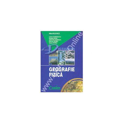 Dictionar de geografie fizica