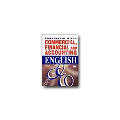Commercial, financial and accounting english