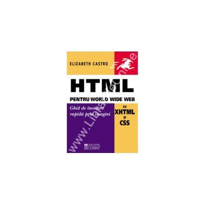 HTML pentru World Wide Web-Ghid de invatare prin imagini