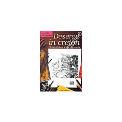 Lectia de desen.Desenul in creion-reeditare