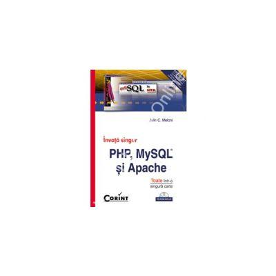PHP, MySQL si Apache