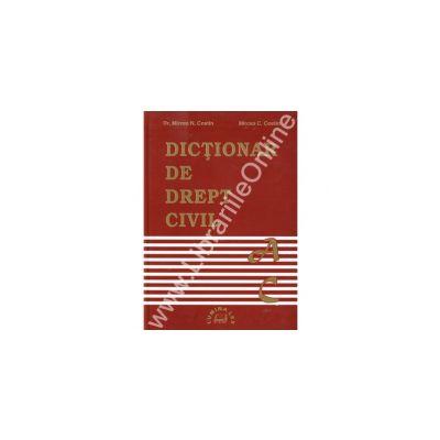 Dictionar de drept civil A-C