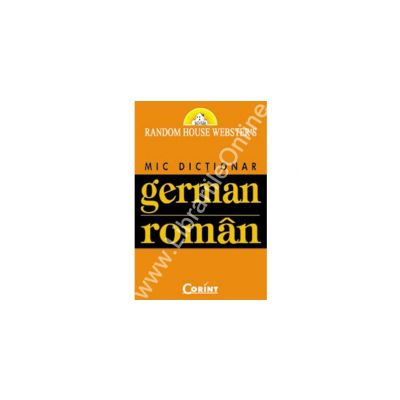 Mic dictionar German-Roman