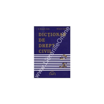 Dictionar de drept civil D-K