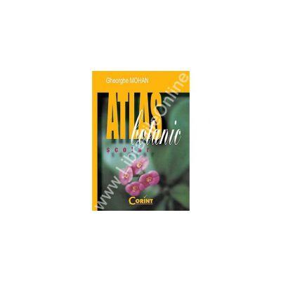 Atlas Botanic Scolar - Gheorghe Mohan