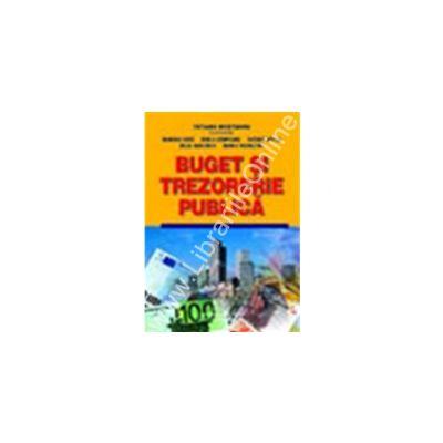 Buget şi trezorerie publică