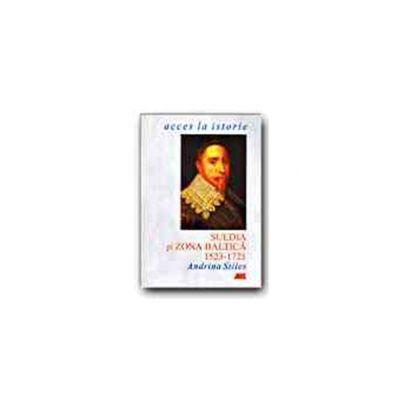 SUEDIA SI ZONA BALTICA,1523-1721