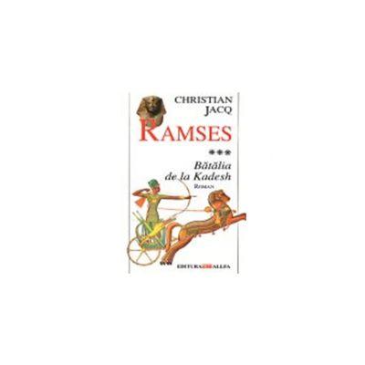 RAMSES. VOL.3: BATALIA DE LA KADESH