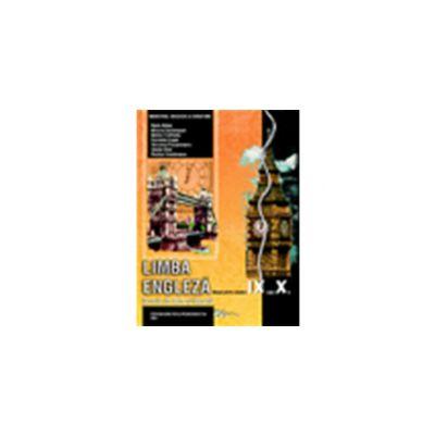 Limba engleza manual pentru clasele IX-X, Scoala de arte si meserii