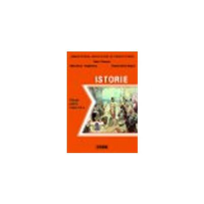 Istoria romanilor. Manual pentru clasa a IV-a (Adina Berciu-Draghicescu)