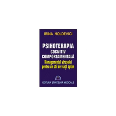 PSIHOTERAPIA COGNITIV - COMPORTAMENTALA