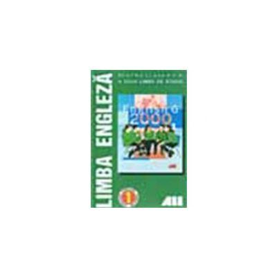 ENGLISH G 2000. LIMBA ENGLEZA PENTRU CLASA A V-A. CASETE AUDIO (1+2)