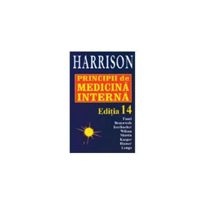 HARRISON - PRINCIPII DE MEDICINA INTERNA,Editia a 14-a