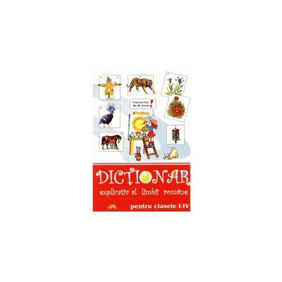 Dictionar explicativ al limbii romane pentru clasele I-IV