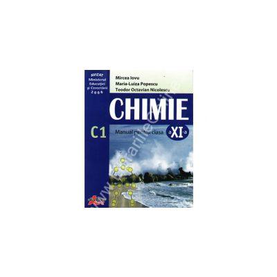 Chimie. Manual pentru clasa a XI-a - C1 - Iovu