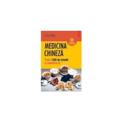 Medicina chineza. Peste 1.000 de remedii la indemina ta