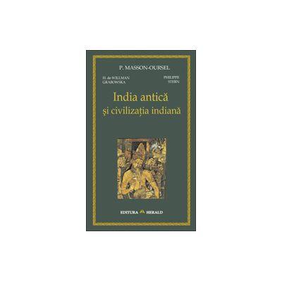 India antica si civilizatia indiana
