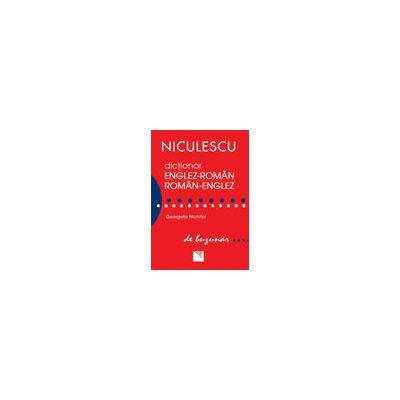 Dictionar de buzunar englez-roman/roman-englez