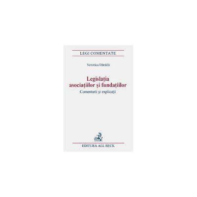 Legislatia asociatiilor si fundatiilor