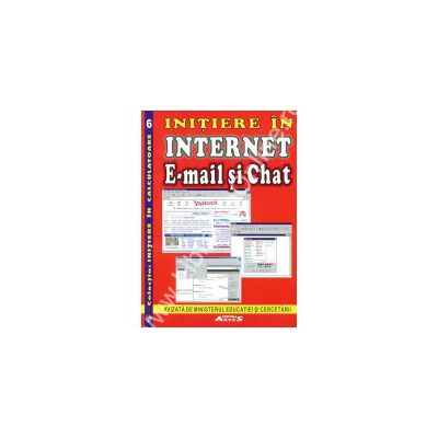 Initiere in Internet E-mail si Chat