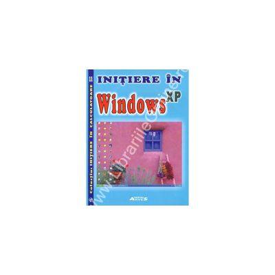 Initierea in Windows XP
