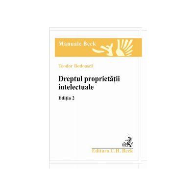 Dreptul proprietatii intelectuale, ed.2