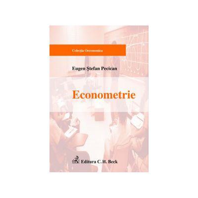 Econometrie, ed. a 2-a, rev.si adaugita
