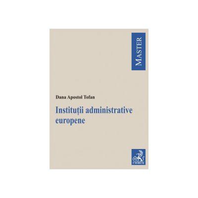 Institutii administrative europene