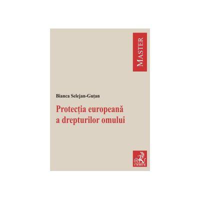 Protectia europeana a drepturilor omului, editia a II-a