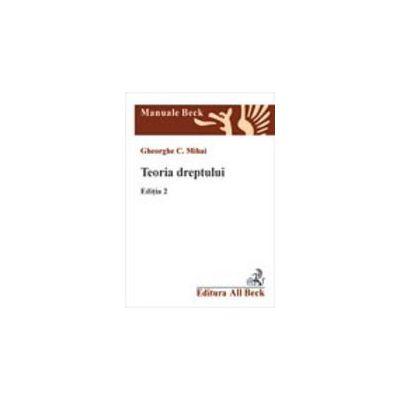 Teoria dreptului, ed.a II-a