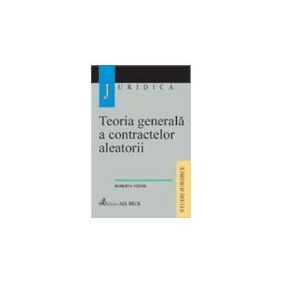 Teoria generala a contractelor aleatorii
