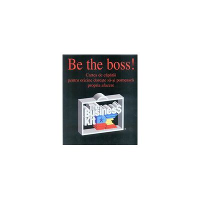 Be the Boss !