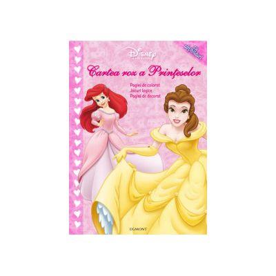 Cartea roz a prinţeselor