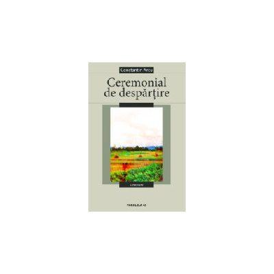 CEREMONIAL DE DESPARTIRE