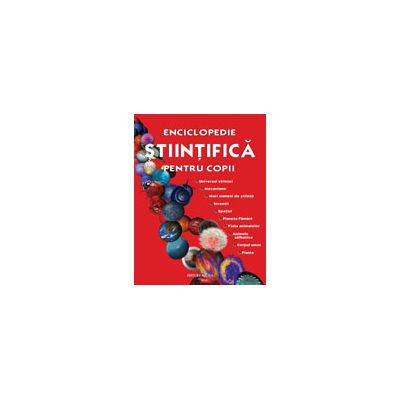 Enciclopedie ştiinţifică pentru copii