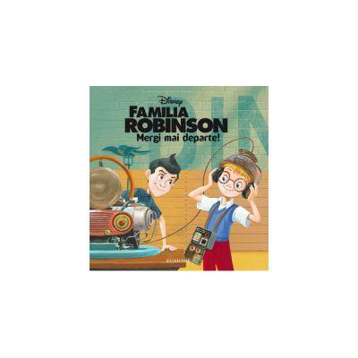 Familia Robinson - Mergi mai departe!