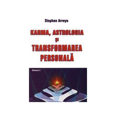 Karma, astrologia şi transformarea personală - vol. 2 - dimensiunile tainice ale temei natale