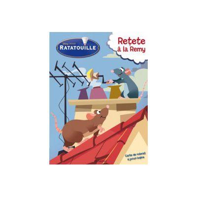 RATATOUILLE - Retete a la Remy