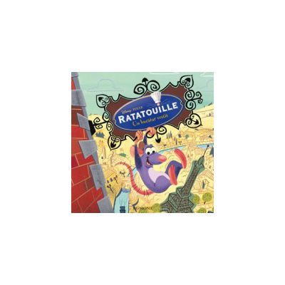 Ratatouille - Un bucatar vestit